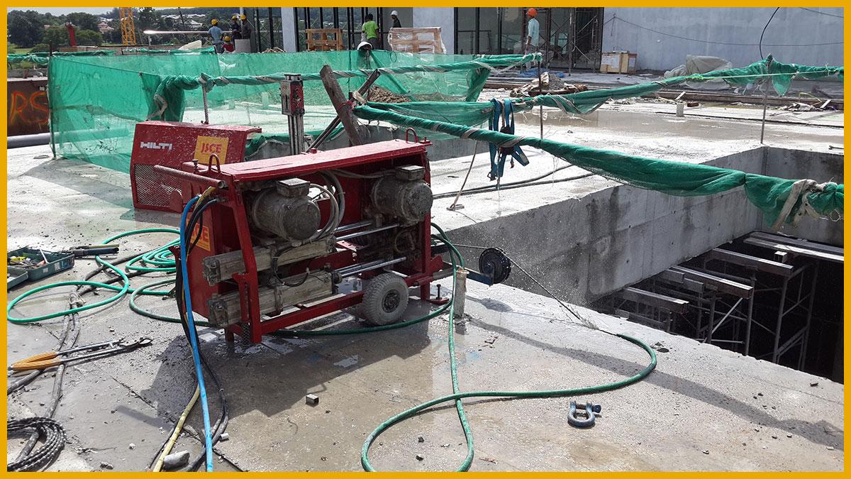 control-demolition
